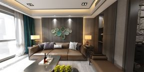 2020混搭150平米效果图 2020混搭四居室装修图