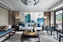 儒雅新中式風格家居裝修設計,東方元素特別有韻味! ????