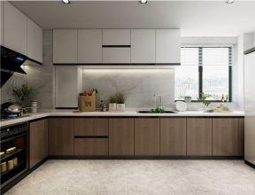 精致厨房橱柜装修设计图片