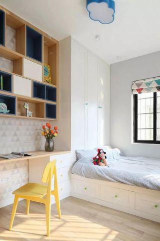 2021北欧卧室装修设计图片 2021北欧榻榻米装修设计