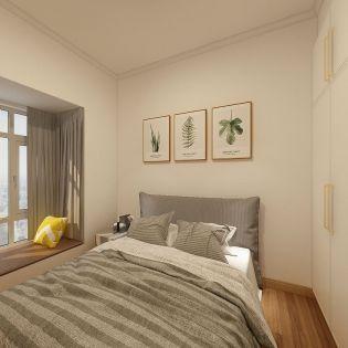 2019现代简约110平米装修设计 2019现代简约四居室装修图