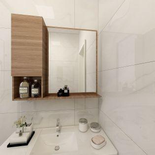 豪华卫生间洗漱台装修设计图片