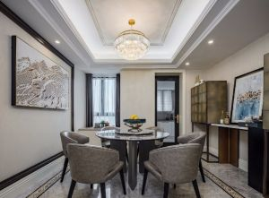 2019簡約110平米裝修設計 2019簡約三居室裝修設計圖片