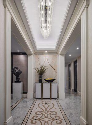 2019現代150平米效果圖 2019現代四居室裝修圖