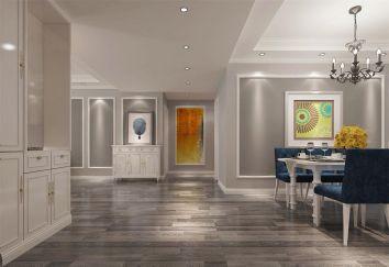 2019简欧餐厅效果图 2019简欧走廊装修设计图片