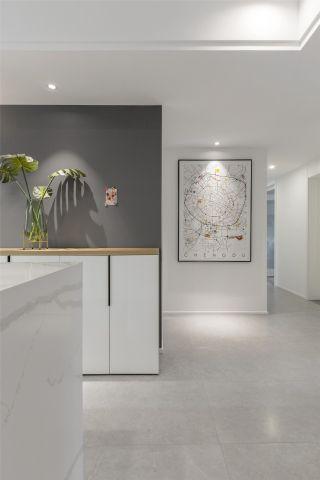 简单大气客厅现代简约家装设计
