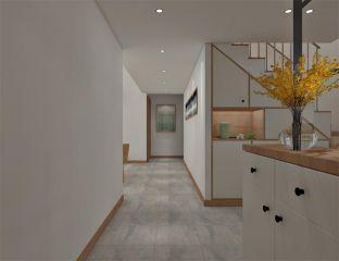 2019北欧客厅装修设计 2019北欧走廊装修效果图大全