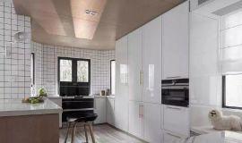 2021北欧厨房装修图 2021北欧背景墙装修效果图大全