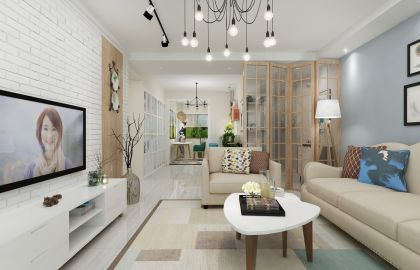 2021北欧客厅装修设计 2021北欧细节装饰设计