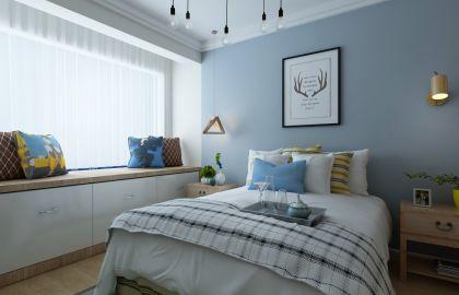 2019北欧卧室装修设计图片 2019北欧细节装修图