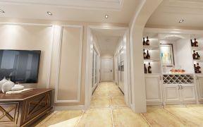 简单大气客厅室内装修设计
