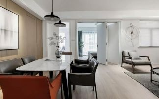 2019美式150平米效果图 2019美式三居室装修设计图片