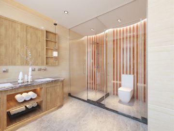 设计优雅客厅中式装修图