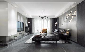 2019后现代90平米装饰设计 2019后现代套房设计图片