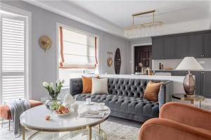 140平米輕奢法式4室2廳,演繹極致優雅的品質生活