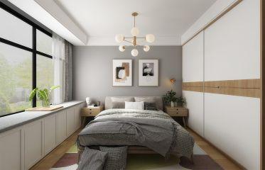 舒适卧室细节室内装修设计