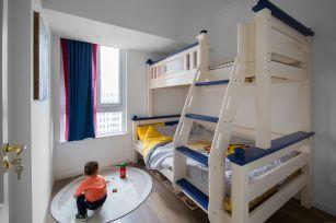 2021北欧儿童房装饰设计 2021北欧背景墙装修图