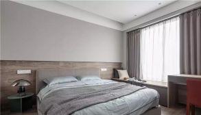 精致卧室细节装潢实景图