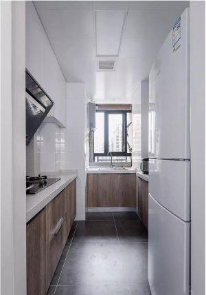 朴实无华厨房细节装潢设计图片