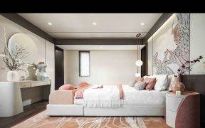 现代卧室现代简约装修实景图片