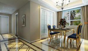 奢华大气客厅欧式设计图片