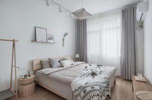 2021混搭卧室装修设计图片 2021混搭窗帘装修设计图片