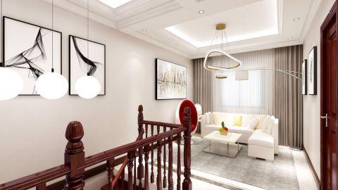 新中式卧室床设计图欣赏