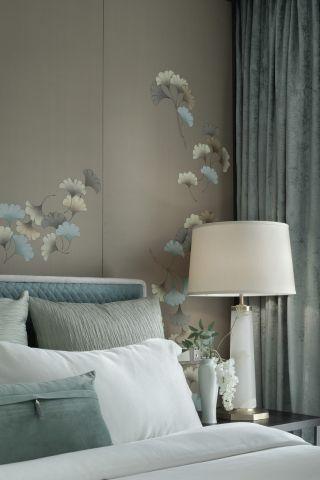 奢华卧室装潢设计图片