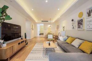 2021宜家客厅装修设计 2021宜家沙发装修设计