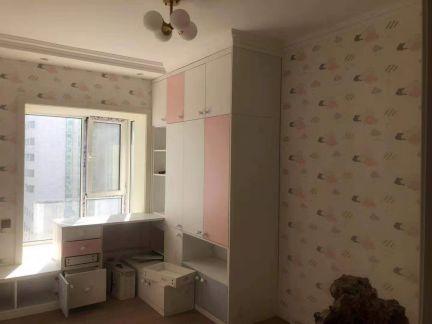 儿童房衣柜简约室内装修图片