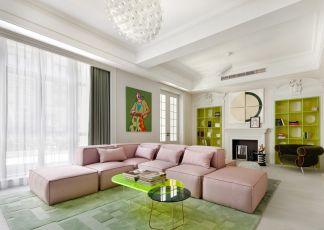 德紹豪斯別墅項目裝修歐美風格設計