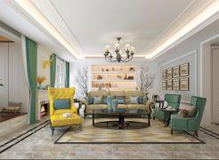 2019现代简约70平米设计图片 2019现代简约套房设计图片
