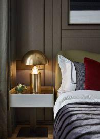 2019现代简约卧室装修设计图片 2019现代简约背景墙装饰设计