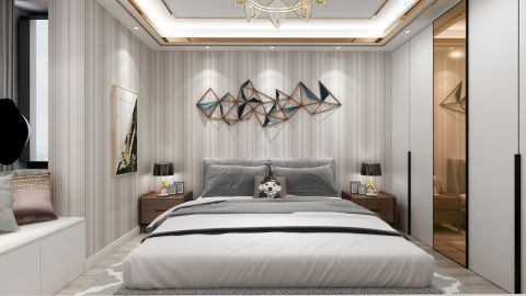 温馨卧室装修