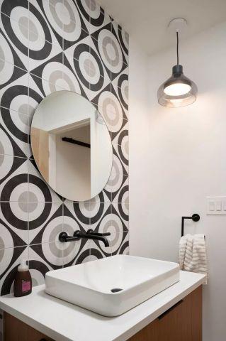 北欧卫生间细节室内装饰