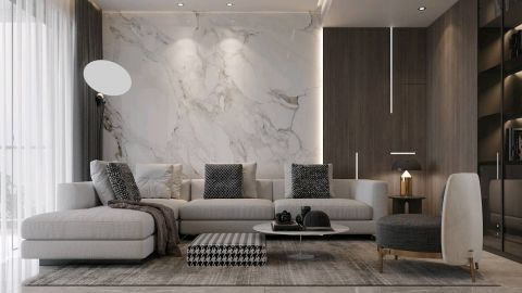 2020后现代110平米装修设计 2020后现代套房设计图片
