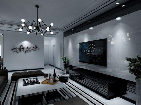 2021现代客厅装修设计 2021现代背景墙图片