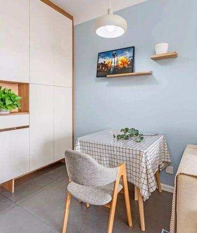 歐式餐廳地板家裝設計