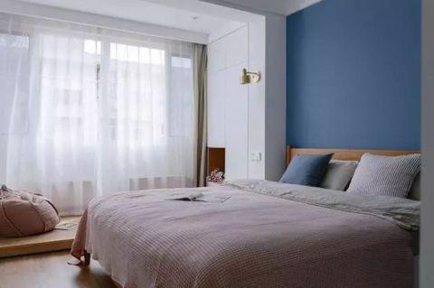 美感新中式白色背景墙装潢实景图片