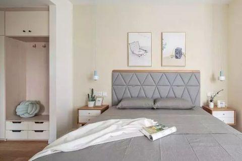 新中式卧室衣柜室内装饰