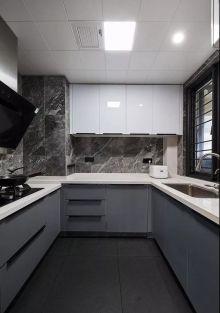 2021现代厨房装修图 2021现代地板装修效果图大全