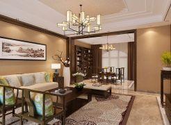 2019中式客厅装修设计 2019中式沙发装修设计