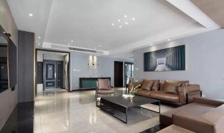 2019现代简约240平米装修图片 2019现代简约公寓装修设计