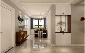 2021现代简约客厅装修设计 2021现代简约地板砖设计图片