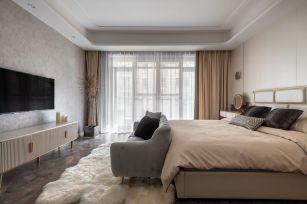 2021混搭卧室装修设计图片 2021混搭背景墙装饰设计