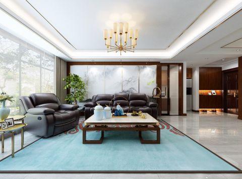 设计优雅客厅现代简约装修方案