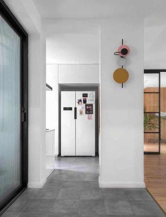 2020现代简约客厅装修设计 2020现代简约走廊装修效果图大全