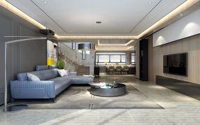 2020現代簡約240平米裝修圖片 2020現代簡約別墅裝飾設計