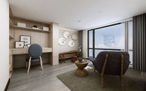2020新中式240平米装修图片 2020新中式套房设计图片
