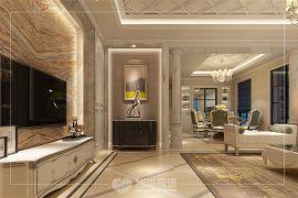 2020歐式240平米裝修圖片 2020歐式別墅裝飾設計